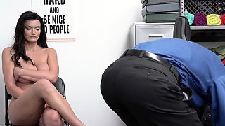 MILF Becky interrogated and punished