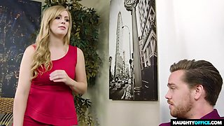 Super Blonde Dolly Leigh Gets Fucked In The Office - NaughtyOffice