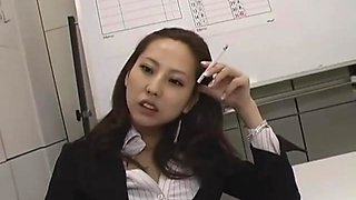 Part 2: Ambition Of The Chief Life Insurance Beautiful Man In The Workplace M