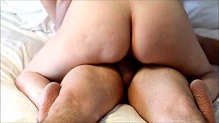 Uk wife rides cock various 1
