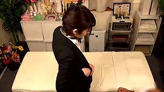 Pervert Japanese Doctor's Massage