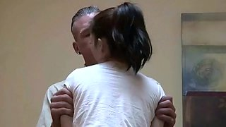 daughter fucked by daddy at the office