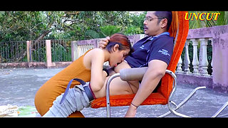 Unknown Indian Girl Fucked Outdoor by Her Master Ji Uncensored