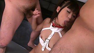 Crazy Japanese slut Chika Ishihara in Amazing JAV uncensored Dildos/Toys movie
