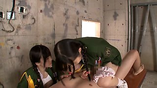 Fabulous Japanese model in Amazing Femdom, Fetish JAV clip