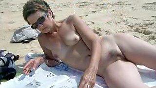 Compilation de photos de sexe a la plage