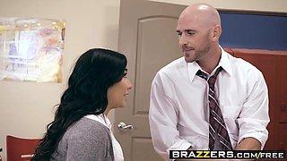 Brazzers - Big Tits at School -  No Bubblecum