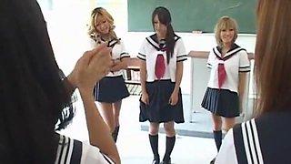Crazy Japanese chick Junko Hayama in Amazing Girlfriend, BDSM JAV clip