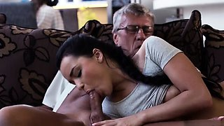Brutal old man and get strap on fucked first time What would