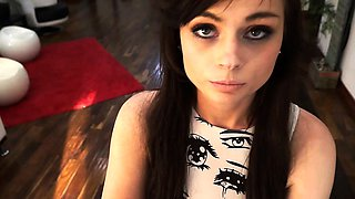 DADCRUSH-  Cute Daughter Blackmailed By Stepdad