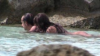 Nude Beach Lovelies Spycam HD