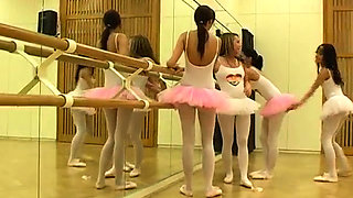 Fucking my teen chum's step daughter Hot ballet doll orgy