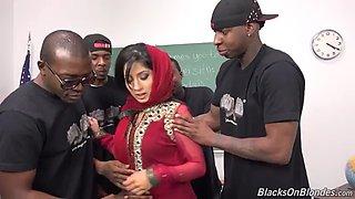 Nadia ali gangbang. awesome pornstar