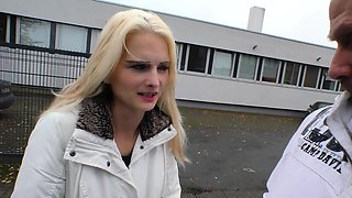 DEUTSCHLAND REPORT - Tattooed German amateur in steamy fuck