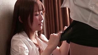 [English Subtitle] Hotel Room Adultery Boss Nails His Employee All Night Long Cheating On A Business Trip Sayaka Otoshiro