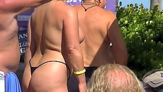 Milfs at the Pool