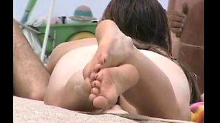 Hairy Girls At Nude Beach