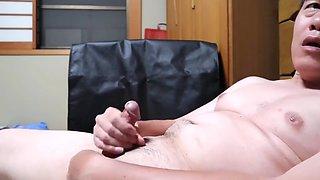 Satoshi86m masturbation