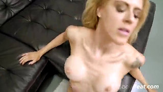 Stepson Fucks His Drunk Stepmom In All Her Holes
