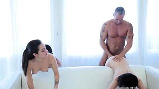 Family and real friend's sisters taboo A Magical Misappropri