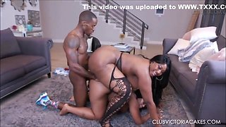 2 Thick Busty Ebony 3 Some
