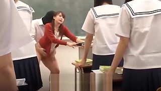 Asian teens students fucked in the classroom Part.5 - [Earn Free Bitcoin on CRYPTO-PORN.FR]
