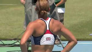 Jessica Ennis and her Perfect Ass