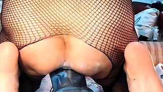 Amateur milf fisting and hot fuck