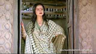 Indira Varma nude - Kama Sutra: A Tale of Love
