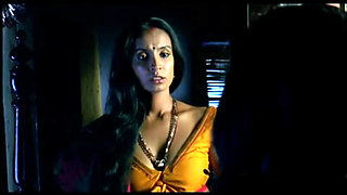 Suchitra Pillai Seduces Herself