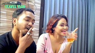 Indian Web Series Erotic Travel Vlog Season 1 Episode 3