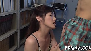 Magical exotic cutie sara yurikawa does something