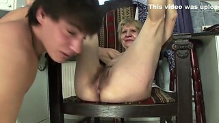 TuttiFrutti - Granny is a slut... She fucks for money