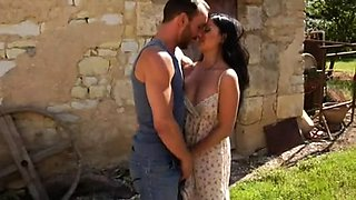 Full length retro French xxx porn film with sweet babes