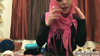 Pants on blowjob first time Hot arab girls attempt foursome