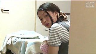 Japanese slut wife goes for a relaxing massage (full: bit.ly2awazek)