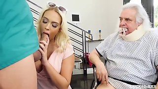Cheating wife infront of husband part 2 xxxmax.net