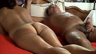 SDRUWS2 - MEXICAN HOT MATURE SUCKS SMALL COCK UNTIL HE CUMS