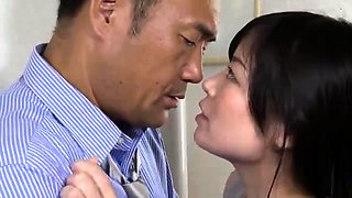 Lustful Oriental housewives can't get enough hardcore sex