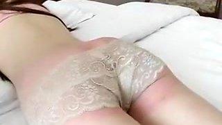 Spanking uncomplaining wife