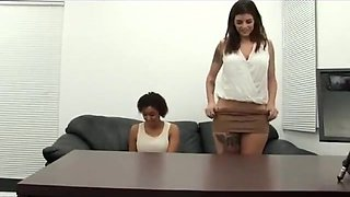 With milk in casting wonderful anal