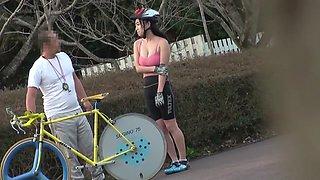 Crazy Japanese girl in Amazing Voyeur, Hidden Cam JAV movie