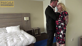 1080p Pascal Dominates Luscious Subslut MILF BBW Loula Lou And Arse Fucked Her