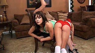 Burlesque Spank 3