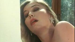Mona Pozzi  vintage anal threesome