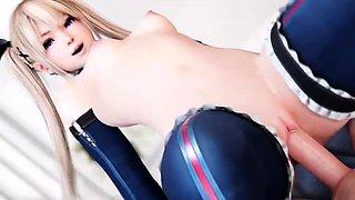 Amazing Big Tits Girl Getting Nailed