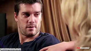 Tucker Starr - My brother seduced me on parent's bed