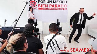 Una Candidata Cachonda (Pamela Ríos)