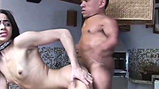 Horny Midget Does Anal Fuck