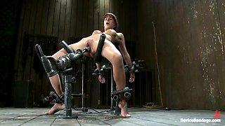 Some gals get off on bondage